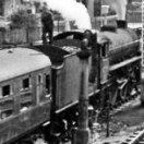 Photo: Illustrative image for the 'Accident to railway fireman' page