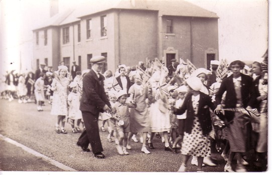 Photo: Illustrative image for the 'Old Gala Day Photos' page