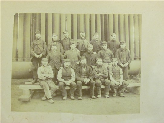 Photo: Illustrative image for the 'Addiewell Oil Works' page