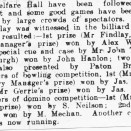 Photo:The West Lothian Courier 25th. April 1931.