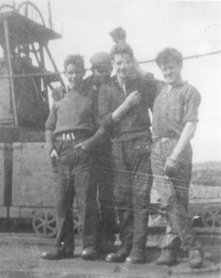 Photo: Illustrative image for the 'Four young miners' page